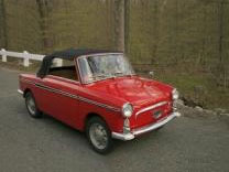 1961 Autobianchi Bianchina Special Cabriolet